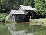 Mabry Mill on the Blue Ridge Parkway in North Carolina