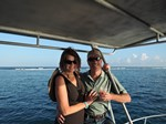 Sunset cruise off Grand Cayman