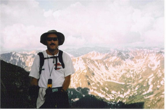 Mount Massive, Colorado, 14,421'